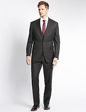 Regular Fit Suit, , catlanding