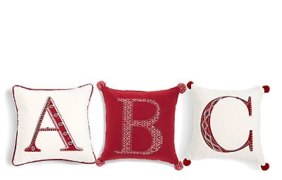 A-Z Alphabet Light-up Cushion, , catlanding