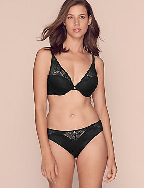 Silk & Lace Set with Beau DD+, , catlanding