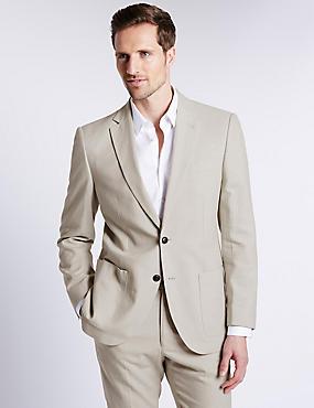 Costume beige coupe standard, , catlanding