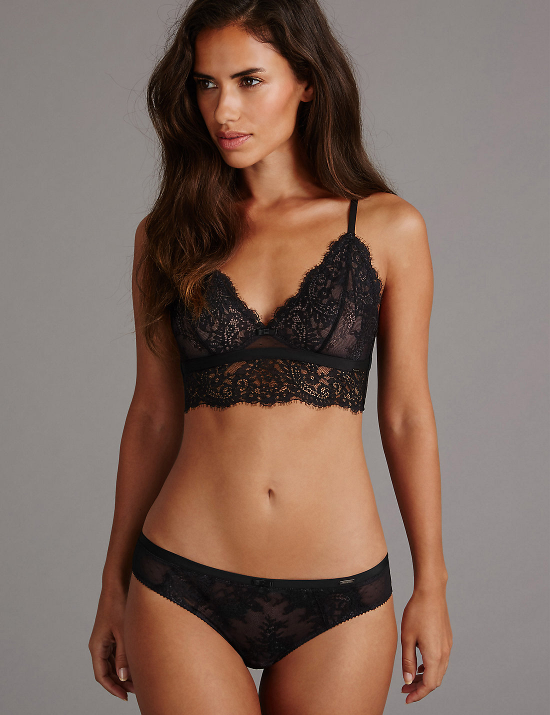 Sexy Lingerie & Underwear   Stockings & Suspender Belts   M&S