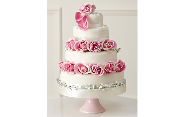 Marks And Spencer Wedding Gifts: Traditional Wedding Cake – Create Your Own