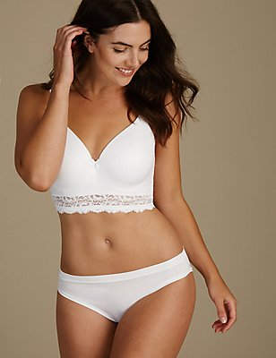 Sumptuously Soft Set with Padded Full Cup A-DD, , catlanding