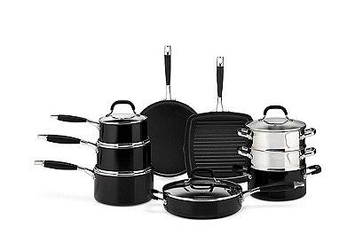 Non-Stick Aluminium Pan Set, , catlanding