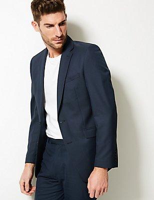 Navy Slim Fit Suit, , catlanding