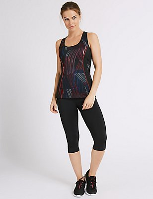 Active Vest with Leggings Set, , catlanding