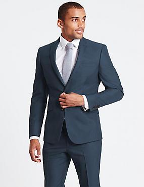 Indigo Modern Slim Fit Suit, , catlanding