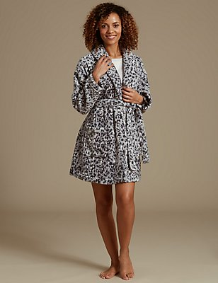 Shimmer Dressing Gown & Nightdress Set, , catlanding