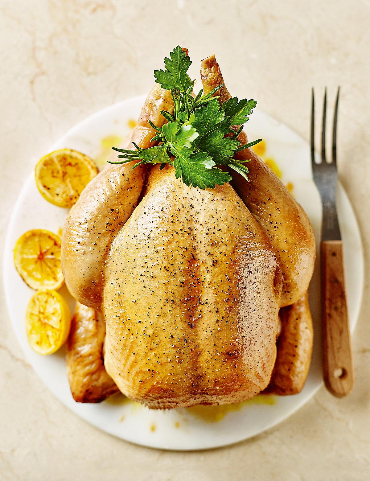 British Organic Free-Range Chicken