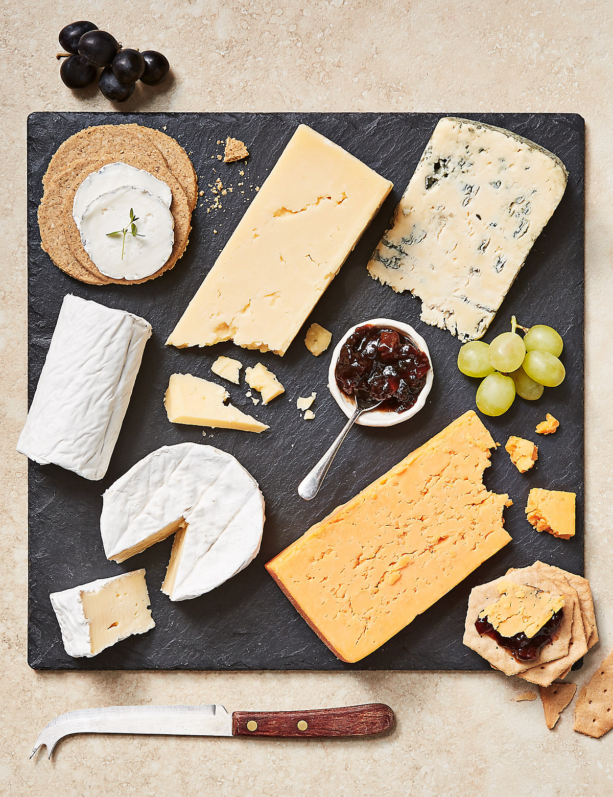 Taste of the British Isles Cheese Selection