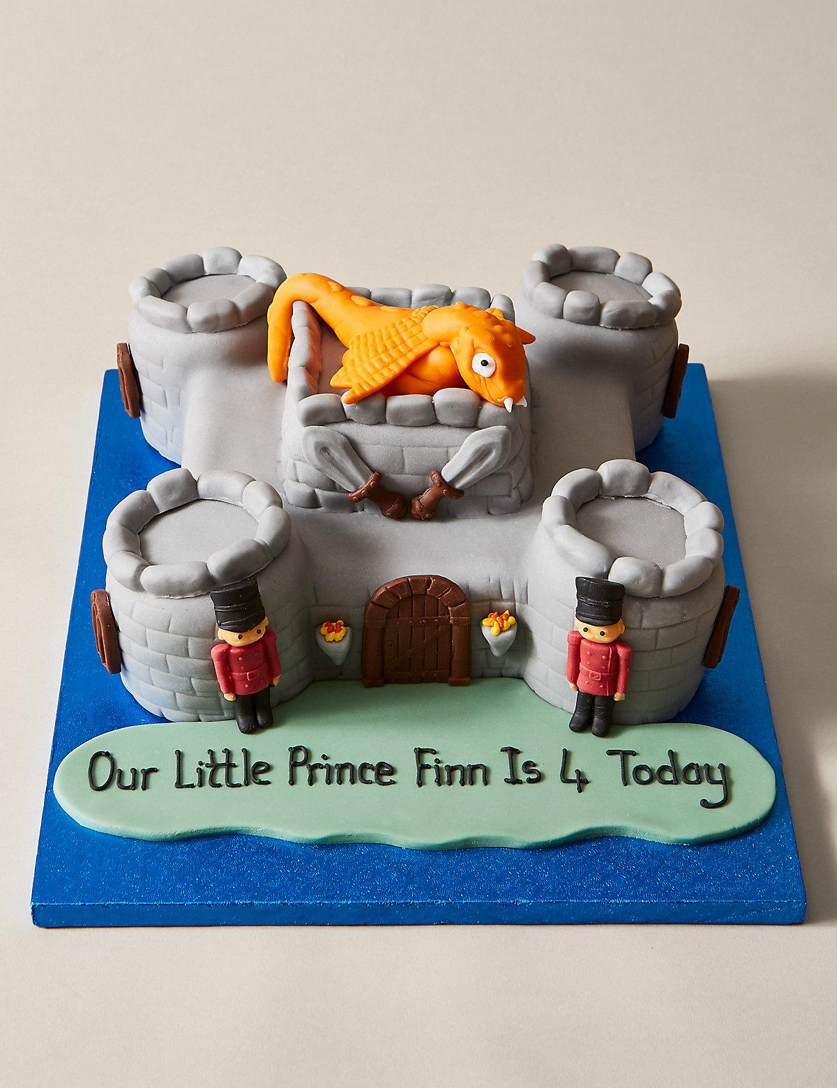 Fort Cake