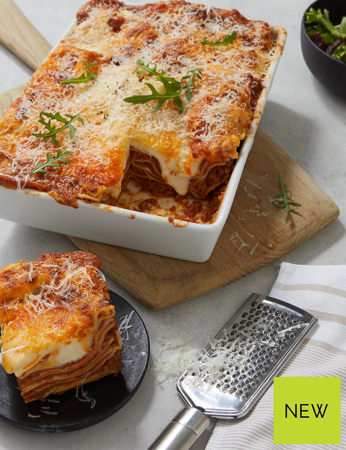 From The Deli Hand-Prepared Lasagne al Forno