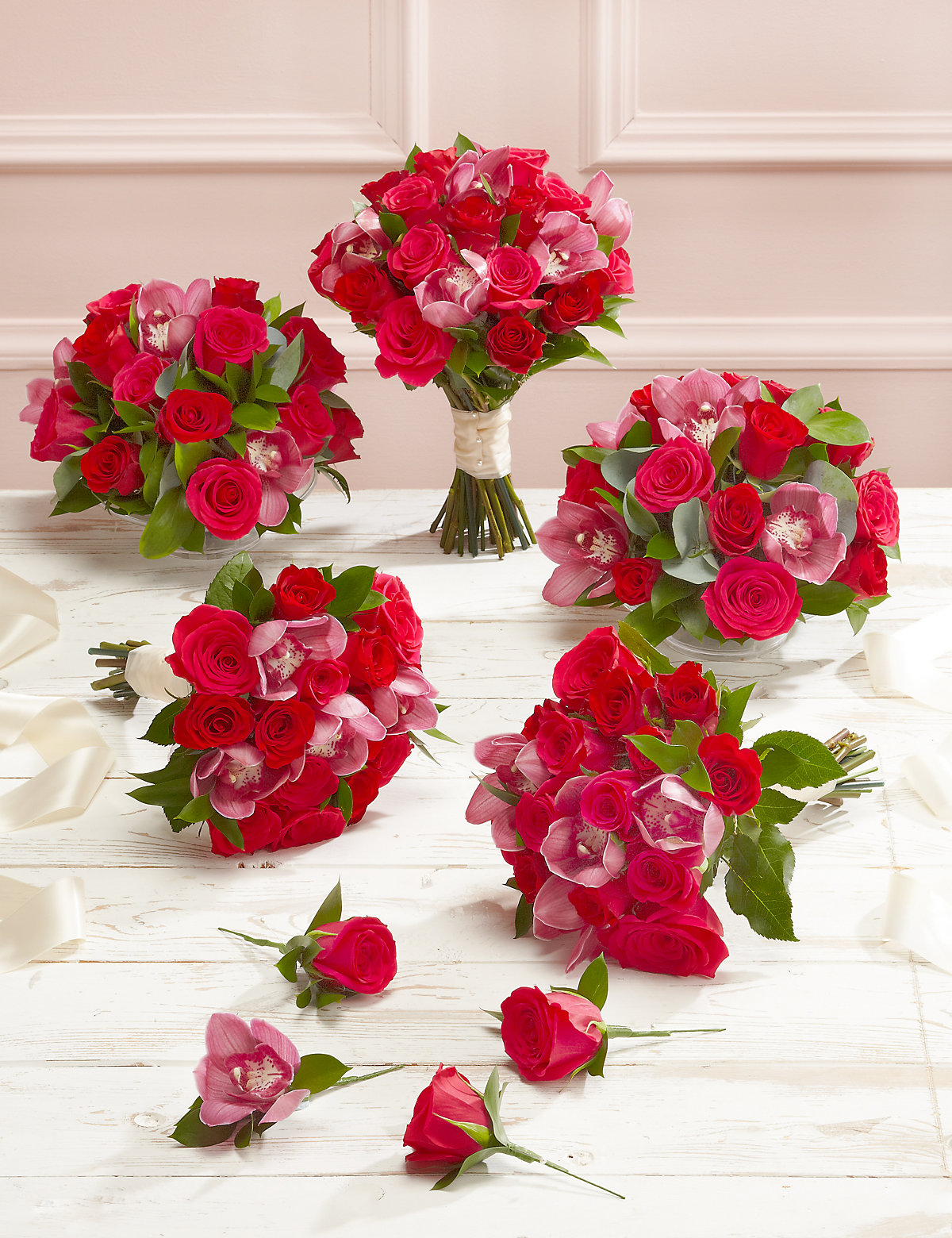 Wedding Bouquets Marks And Spencer Catalogue Flowers From
