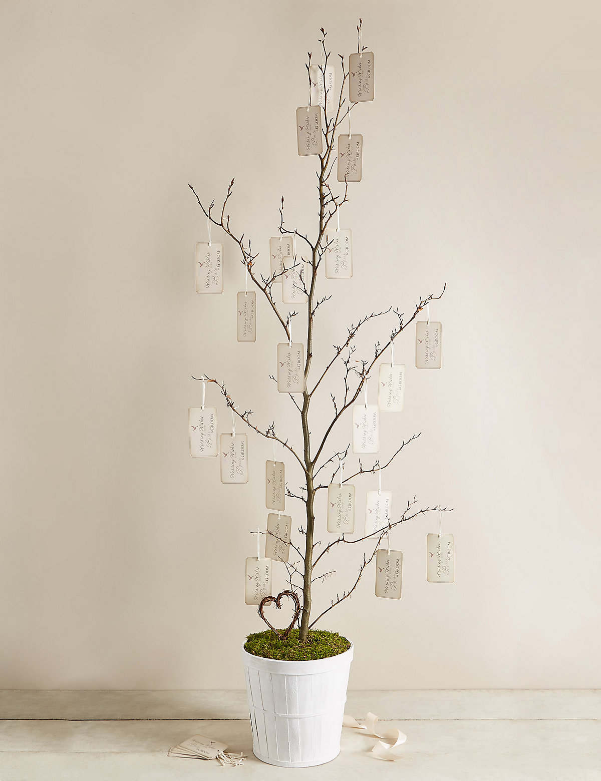 Wedding Wish Tree & Tags