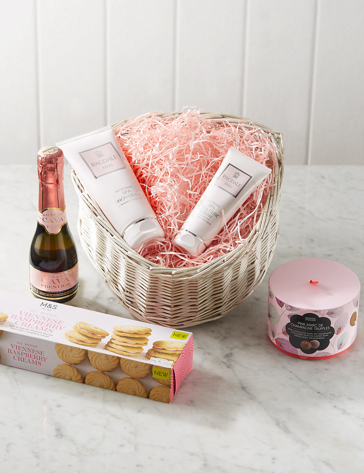 Marks and Spencer Pamper Hamper