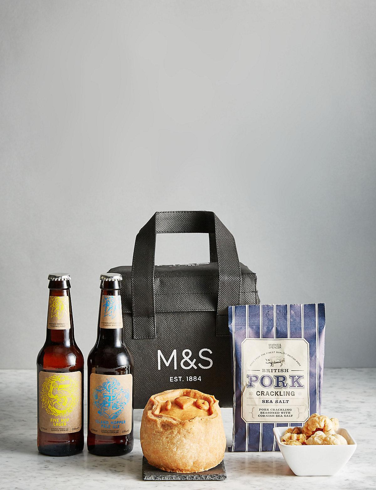 Valentines Beer & Pie Gift (Pre Order)