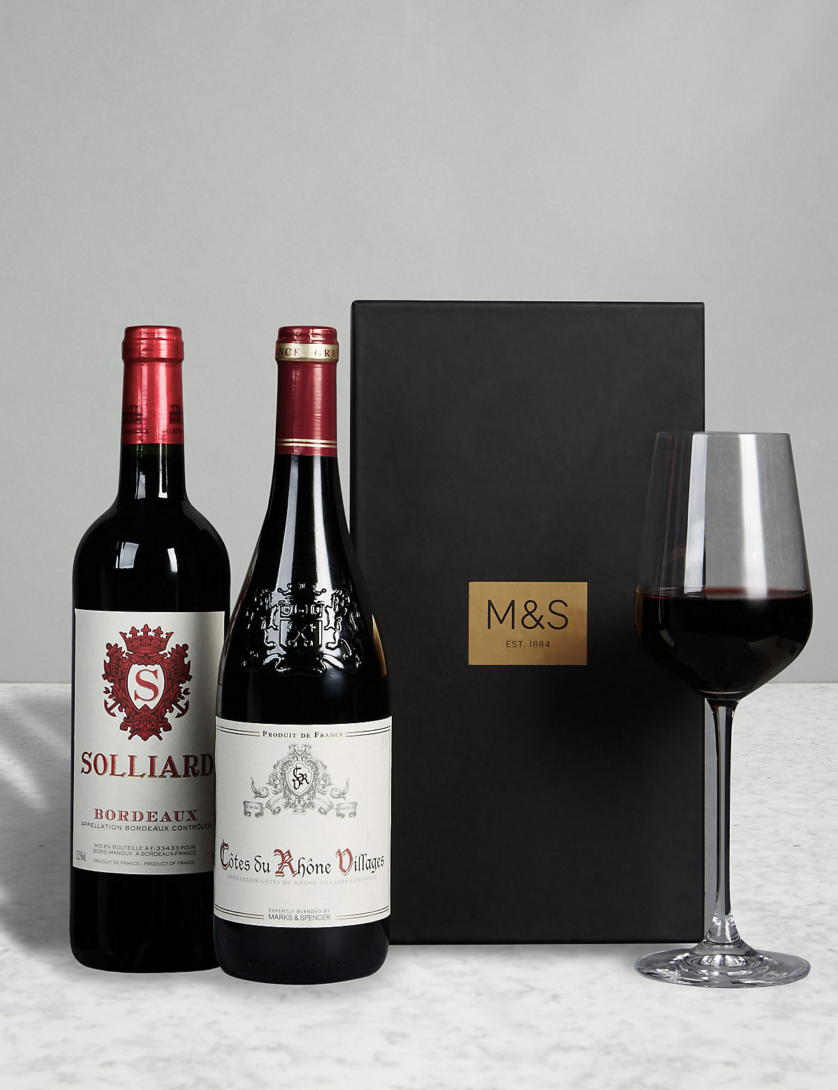 The Connoisseur's Choice White Wine Gift Selection. £ The Connoisseur's Choice Red Wine Gift Selection. £ Welcome to Marks & Spencer. Get the finest Marks & Spencer products, delivered Internationally across 30 countries. Albania (ALL) Australia (AU$) Austria (€).