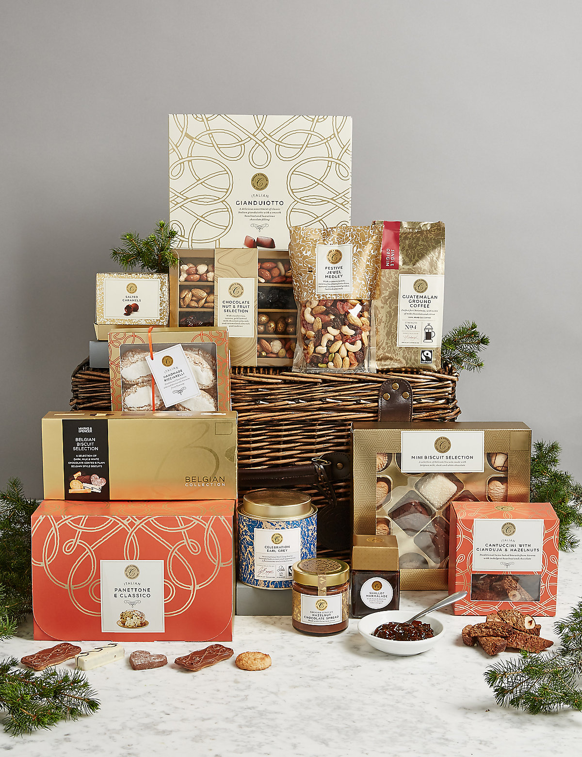 Collections Luxury Christmas Hamper