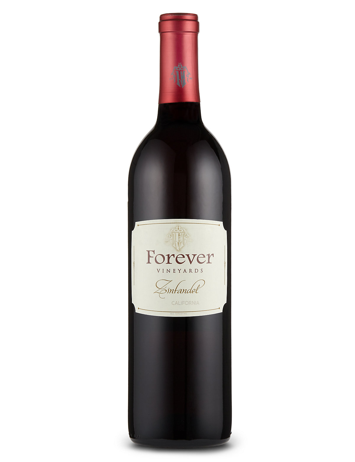 Forever Vineyards Old Vine Zinfandel - Case of 6