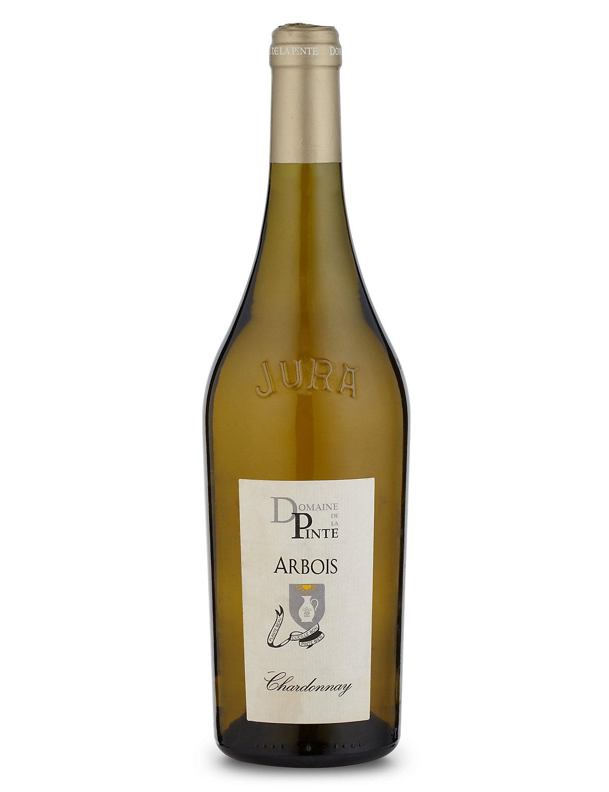 Domaine de la Pinte Arbois Chardonnay - Case of 6