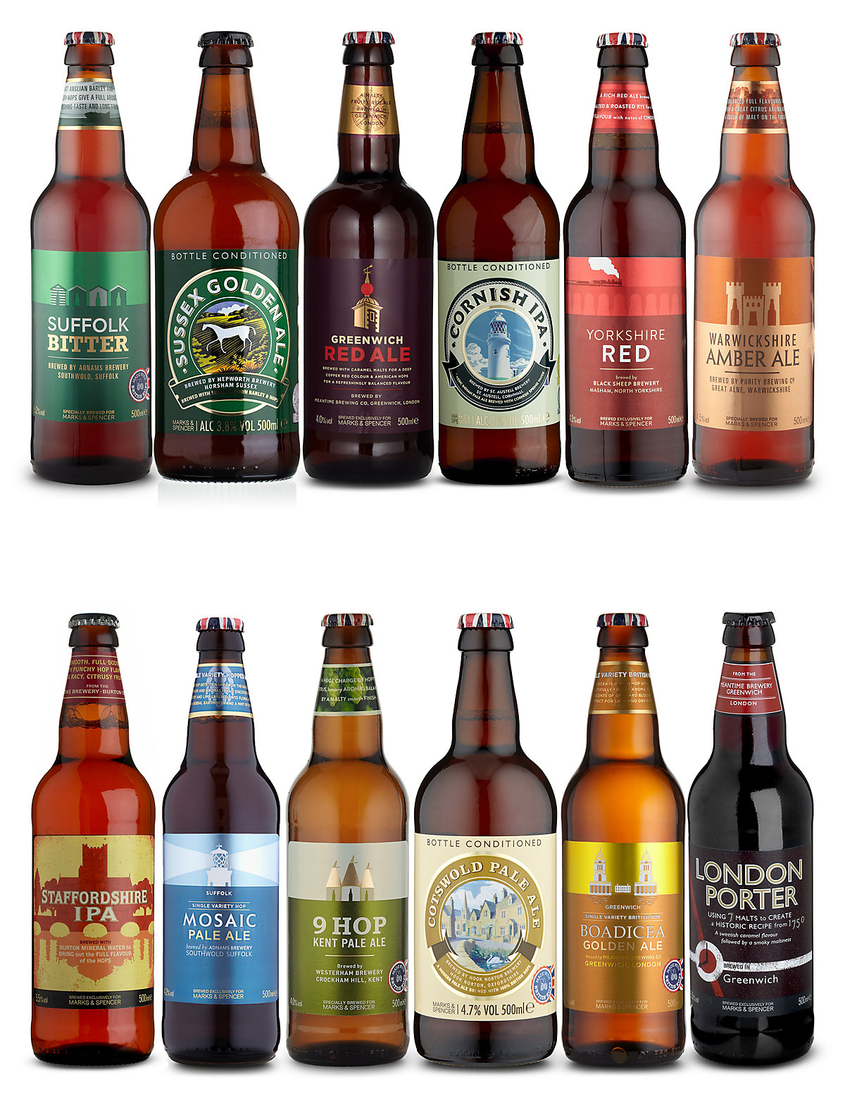 Father's Day Mixed Beer Dozen