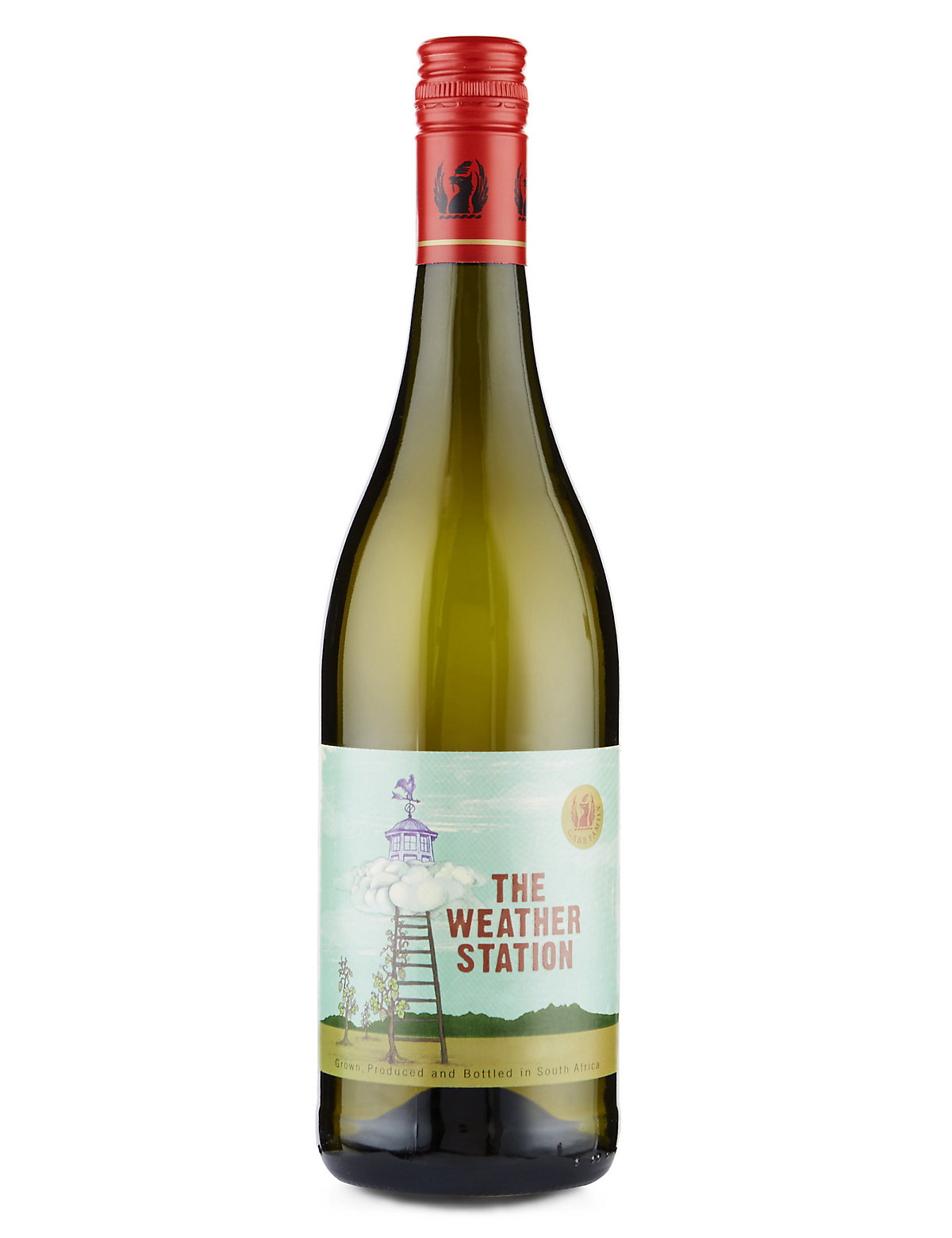 Petit Rozier Weather Station Pinot Grigio - Case of 6