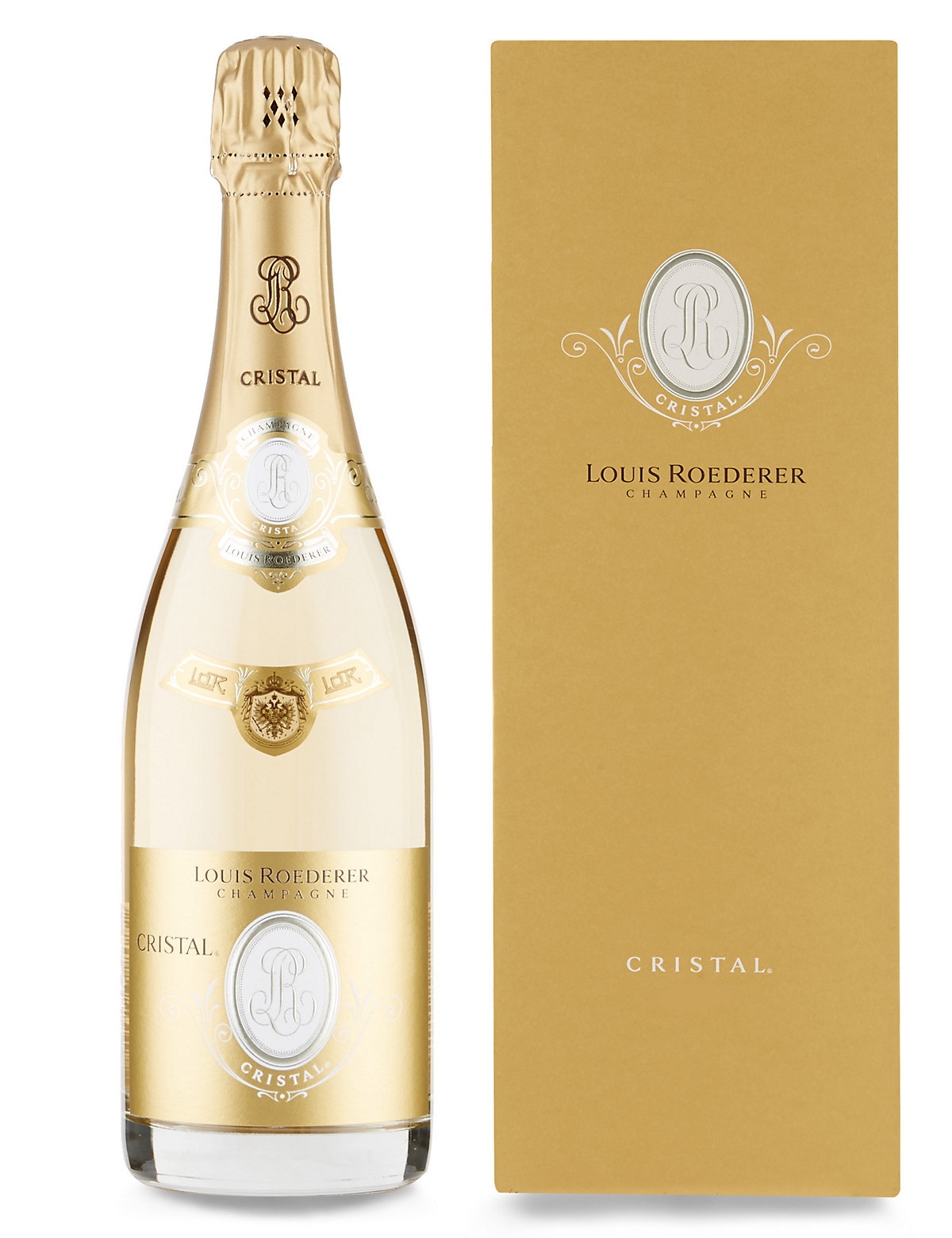 Louis Roederer Cristal Brut  Single Bottle