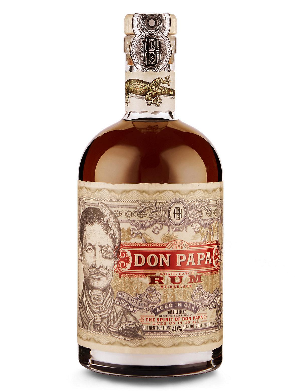 Don Papa Premium Spiced Rum  Single Bottle