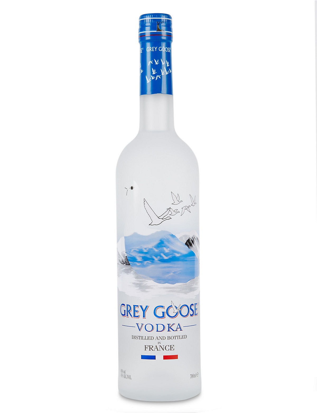 Grey Goose Grey Goose Vodka  Single Bottle