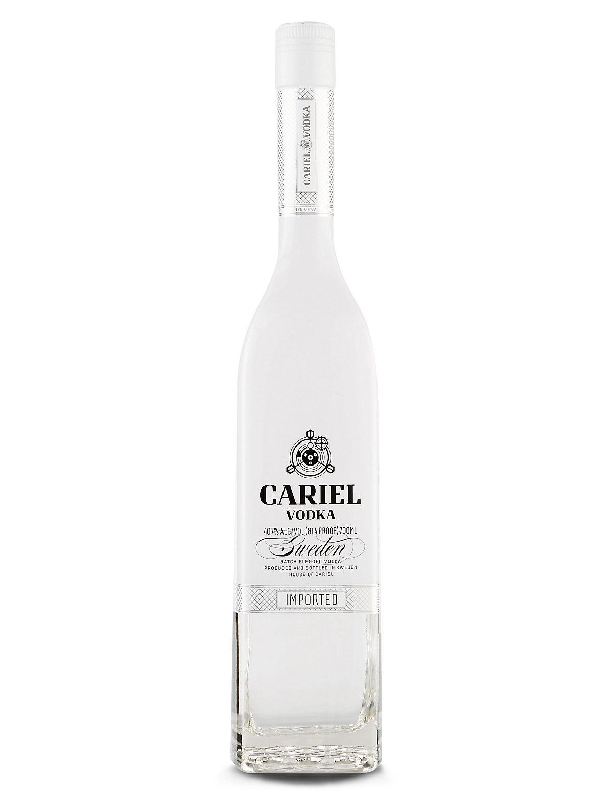 Cariel Swedish Vodka - Single Bottle