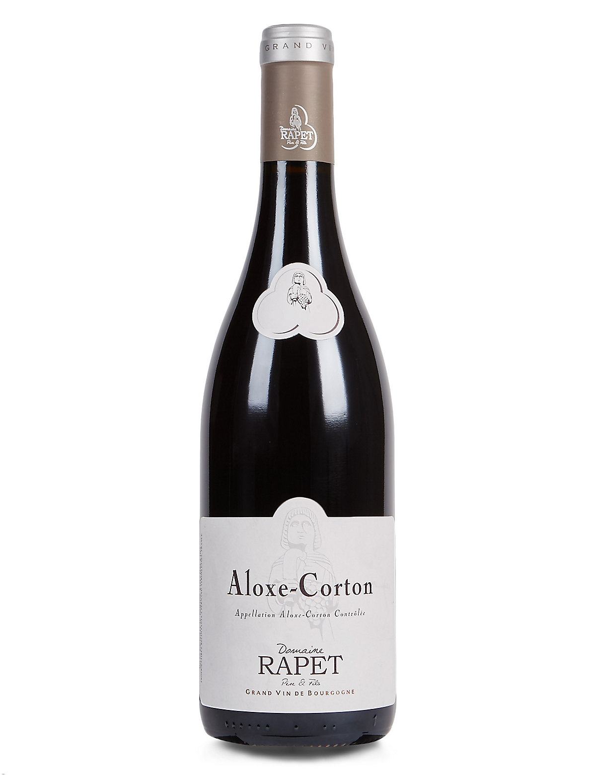 Vincent Rapet Aloxe Corton - Single Bottle