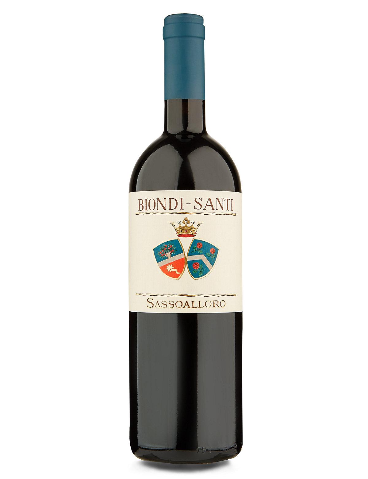 Biondi Santi Castello di Montepo Sassoalloro - Single Bottle