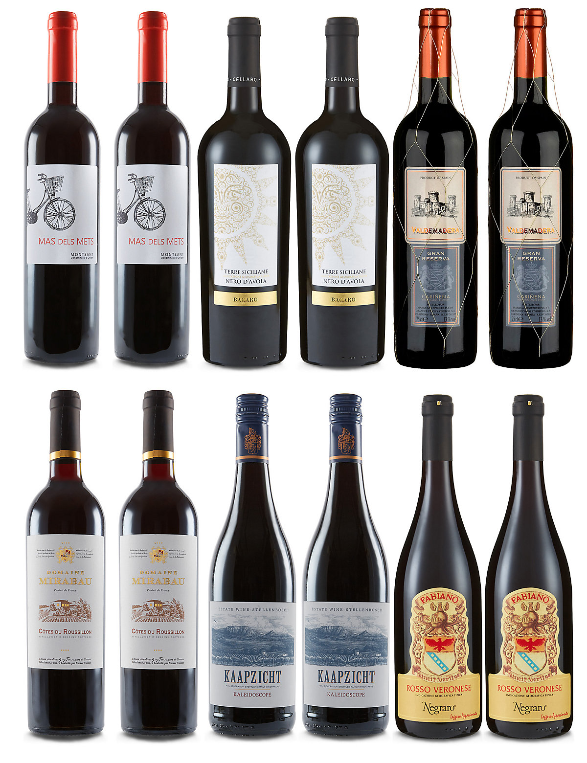 Reserva Red Selection - Case of 12
