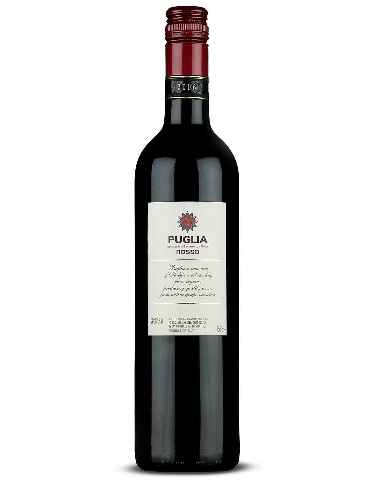 Rosso di Puglia - Case of 6