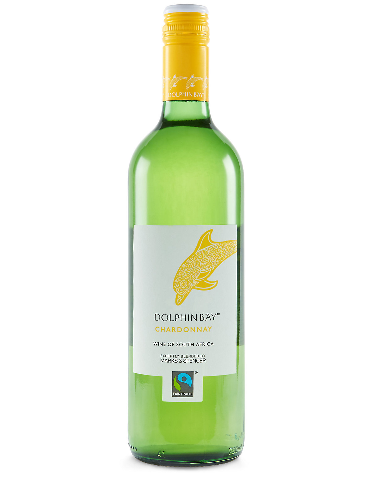 Fairtrade Dolphin Bay Chardonnay - Case of 6