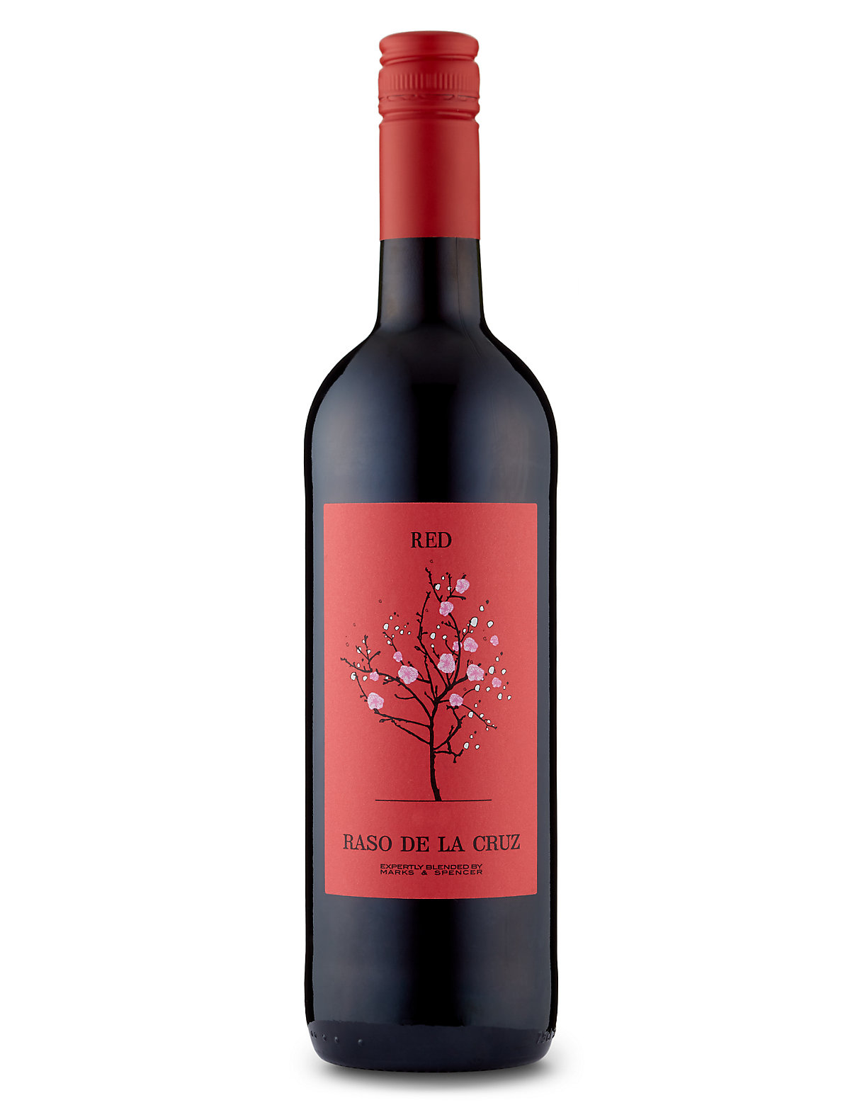 Raso de la Cruz Tempranillo Cabernet - Case of 6