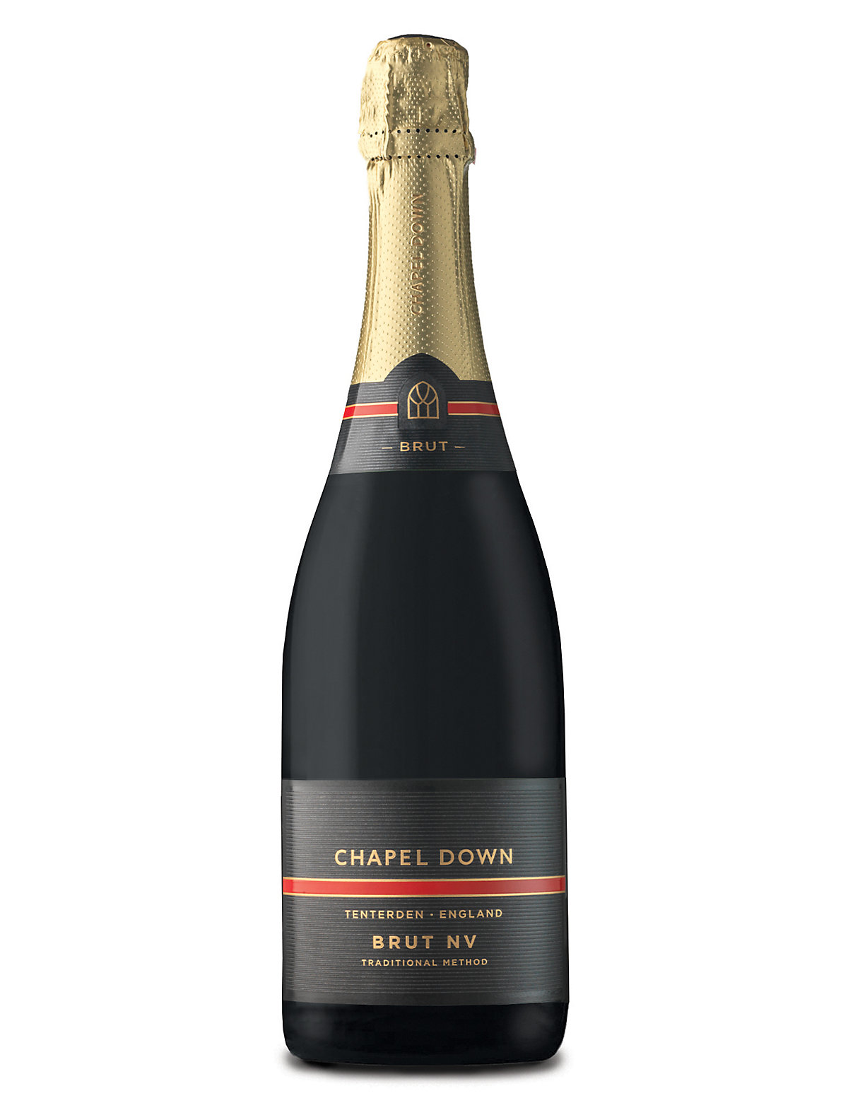 Chapel Down English Sparling Brut - Case of 6