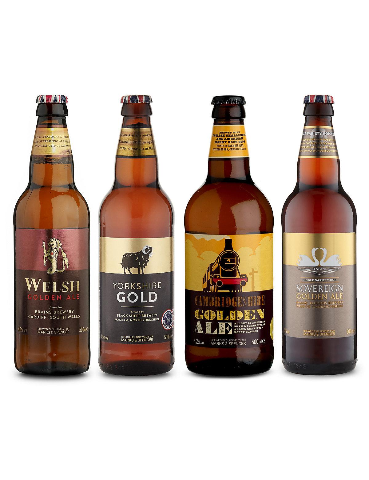 Golden Ale Dozen - Case of 12