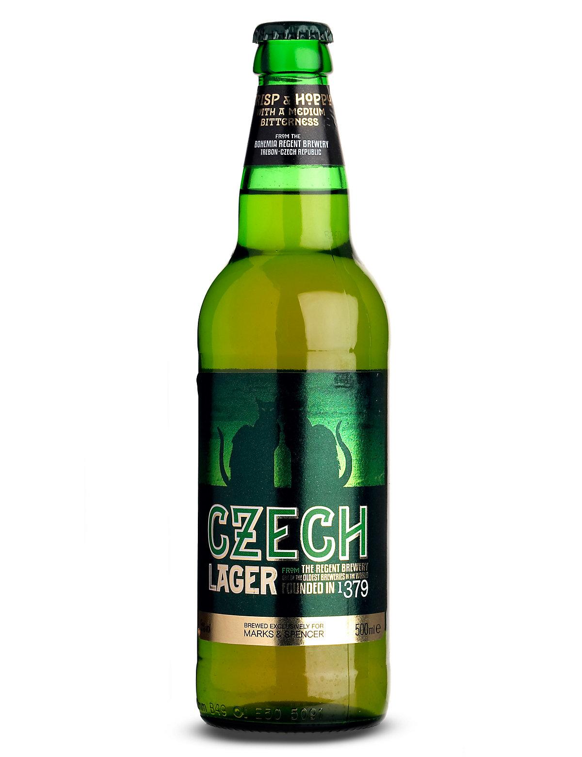 Czech Lager - Case of 20