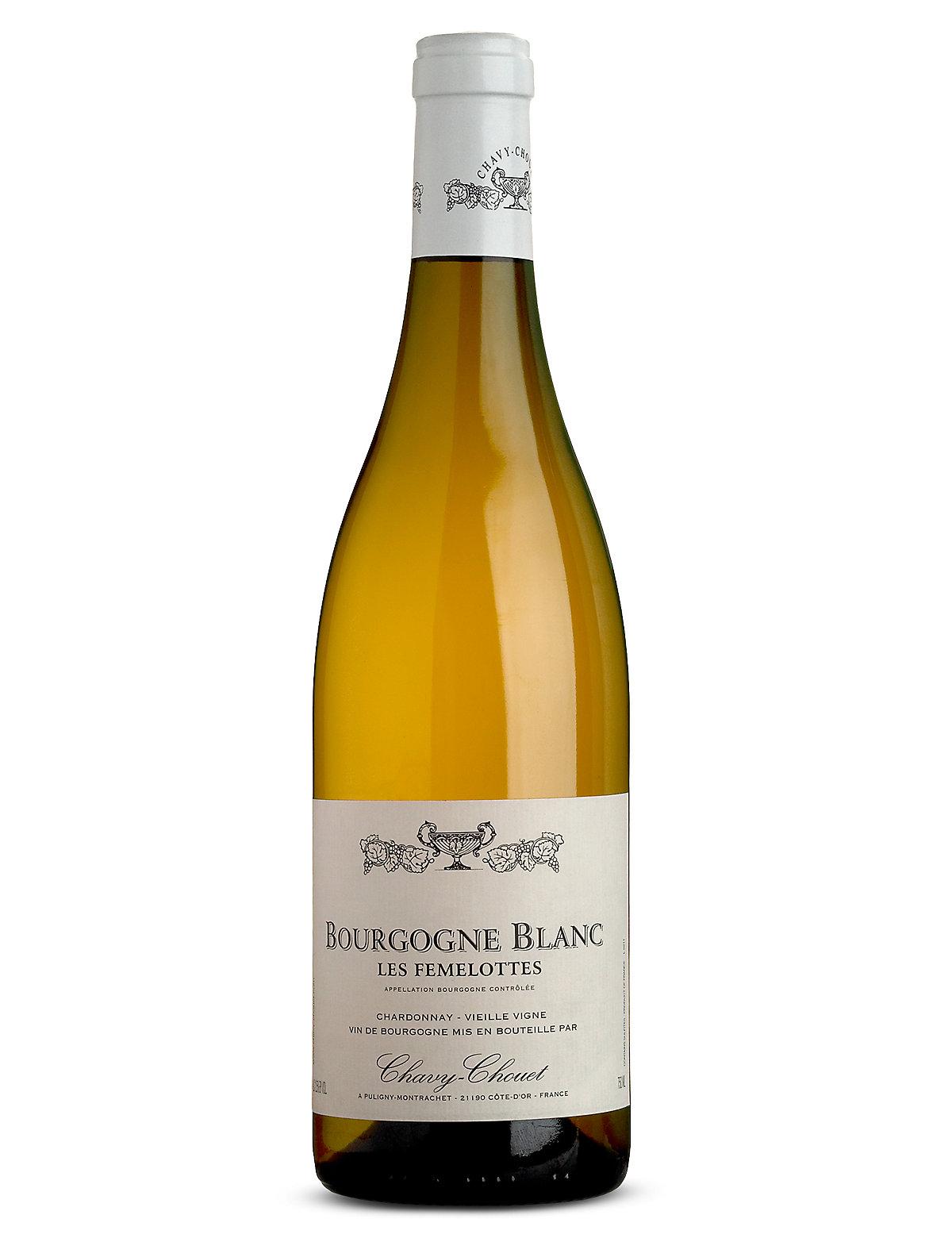 Bourgogne Blanc Les Femelottes - Case of 6