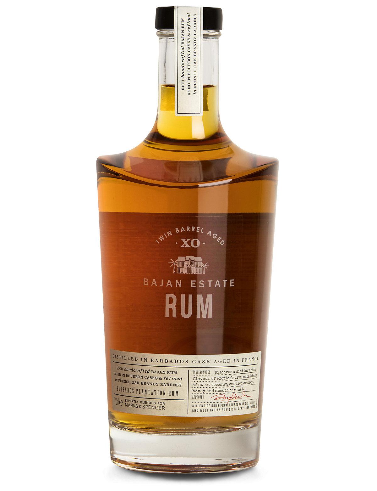 Bajan Estate XO Rum NV  Single Bottle