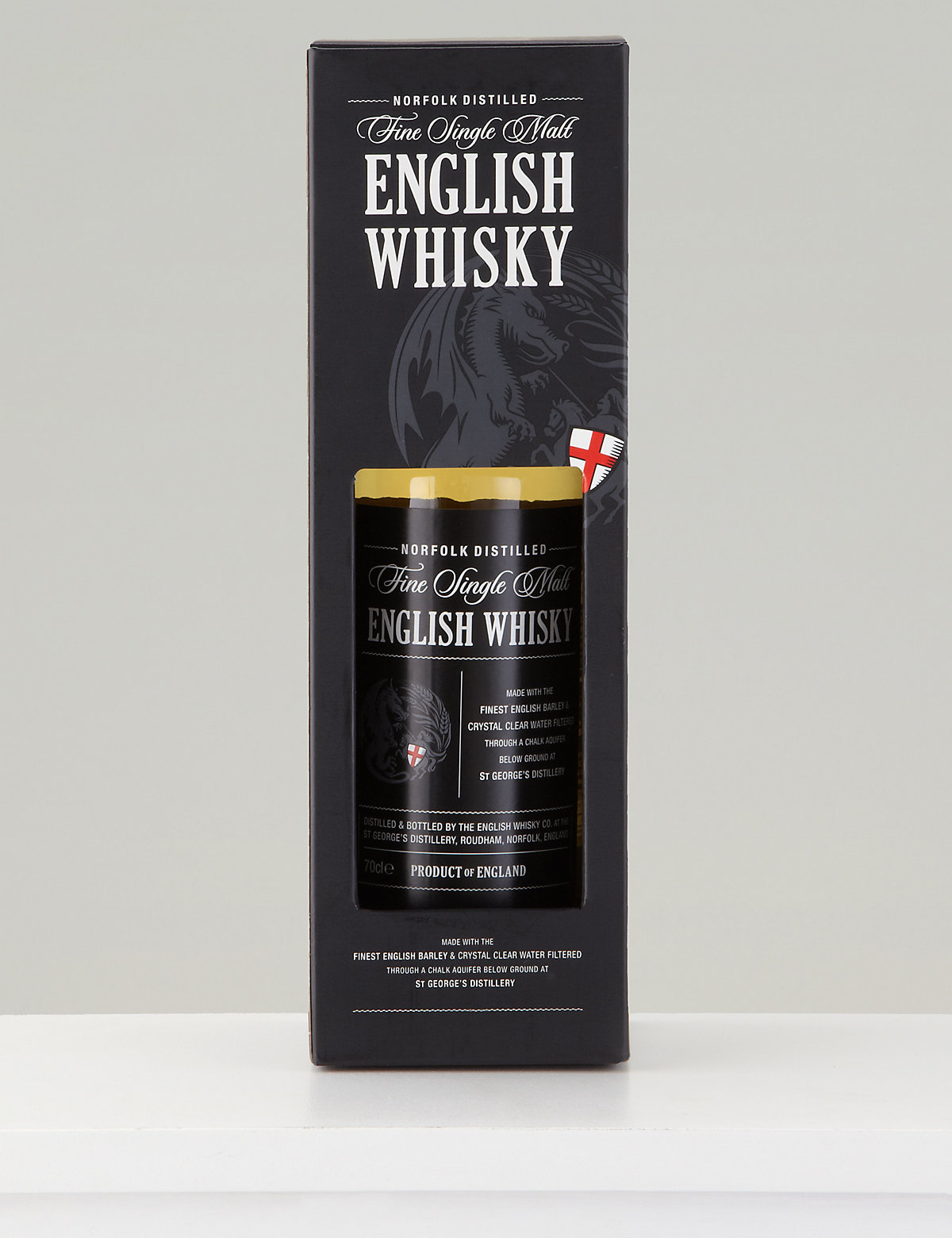 Fine Single Malt English Whisky - Single Bottle