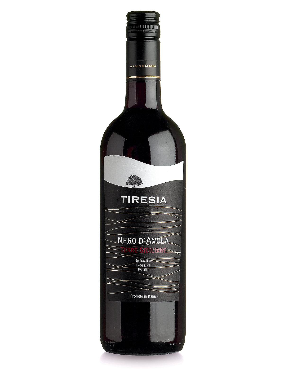 Tiresia Nero Davola Terre Siciliane  Case of 6