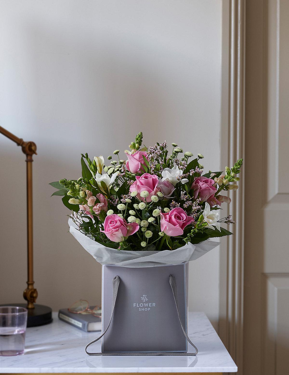 Rose & Freesia Gift Bag