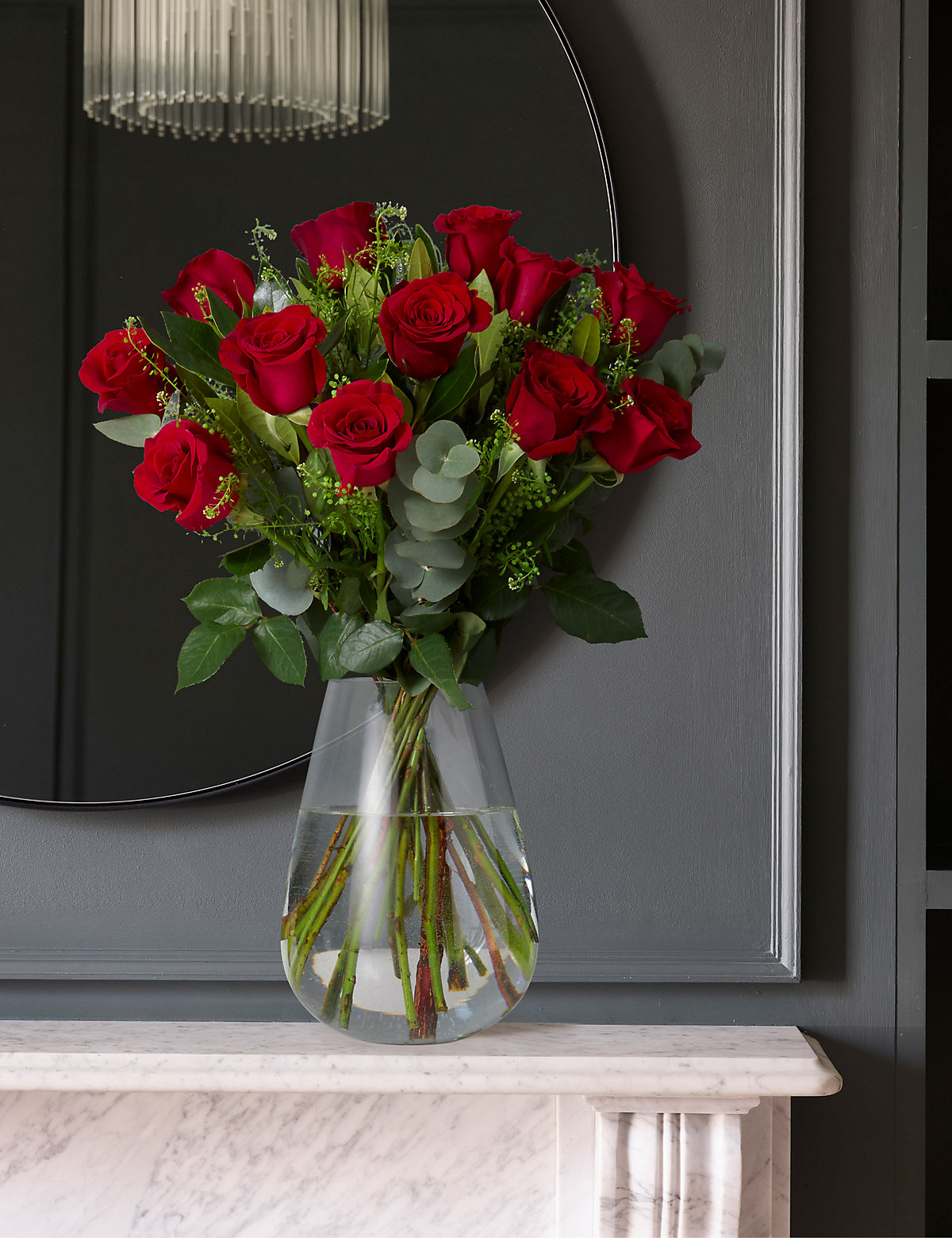 Autograph Freedom Roses
