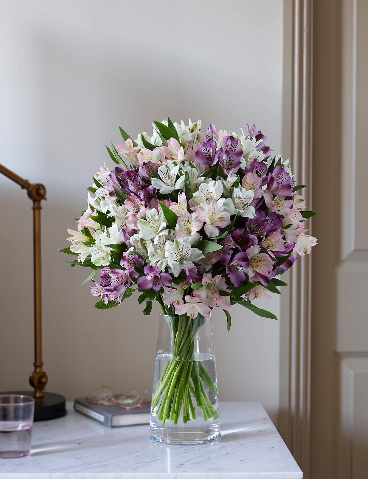 Alstroemeria Abundance Bouquet