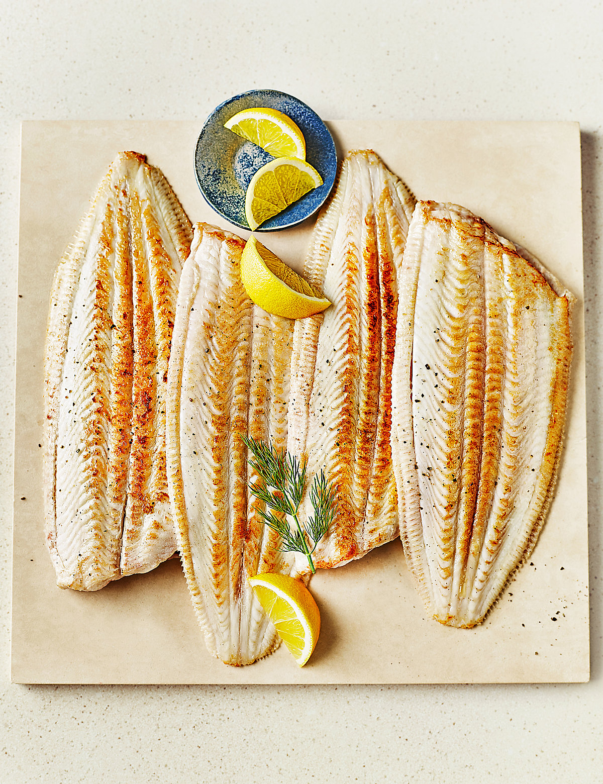 4 Dover Sole