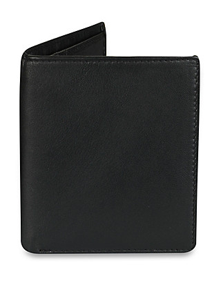Leather Billfold Wallet Clothing