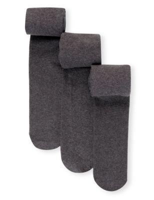 Комфортные колготки Bodysensor™  для школы (3 пары) от Marks & Spencer
