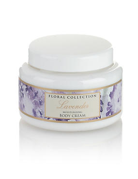 Lavender Moisturising Body Cream 250ml